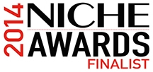 Niche Awards Finalist image small